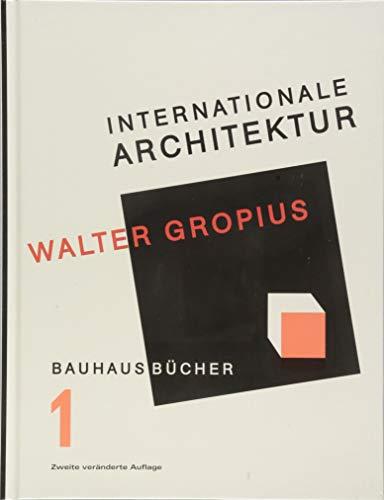 Internationale Architektur (bauhausbücher)