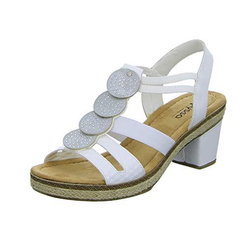 Alyssa A591-50 Damen Sandalette, Größe 39