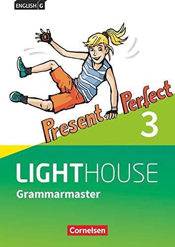 English G Lighthouse - Allgemeine Ausgabe: Band 3: 7. Schuljahr - Grammarmaster mit Lösungen