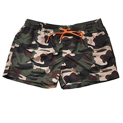 Tqzx Bañador Hombre Pantalones de Playa Pantalones Cortos