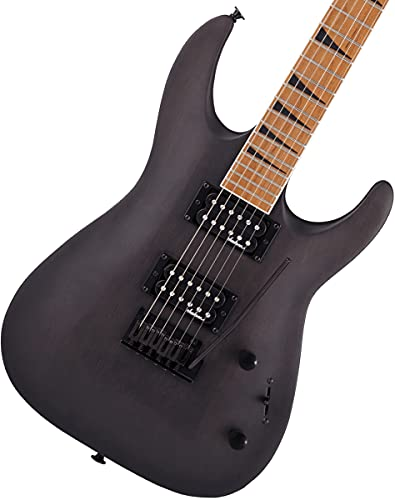 Jackson Dinky JS24 DKA-M DX Black Stain · Guitarra eléctrica