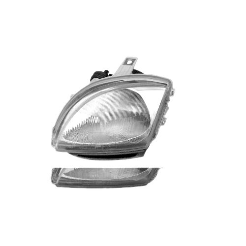 Van Wezel 1601965M koplamp links