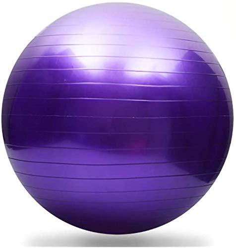 BANLV 2 Piezas de Pelotas de Yoga Pilates Fitness Gym Balance fitball Ejercicio Pelota 45/55/65/75 / 85CM 85cm