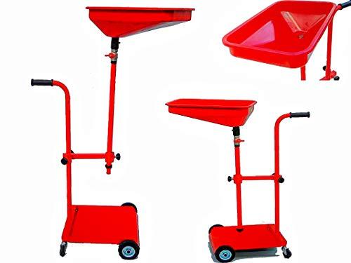Impex SS Products Ölauffangwagen Öl-Cart Ölauffanggerät Ölablassgerät Ölauffangbehälter