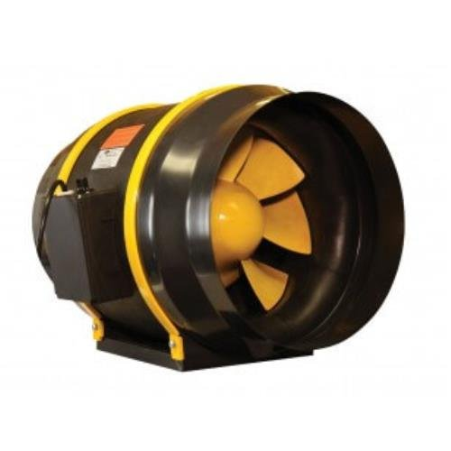 Can-fan Max Fan PRO Series 16' (2343 Cfm) 3-speed Can Group (In Line/duct)