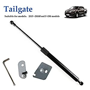 Truck Tailgate Assist Shock Kit for 2015-2018 Ford F150 Pickup 43204