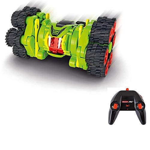 Carrera RC Power Snake – Ferngesteuertes Offroad-Spielfahrzeug fürs Gelände – Stunt Car indoor & outdoor – für Kinder ab 6 Jahren