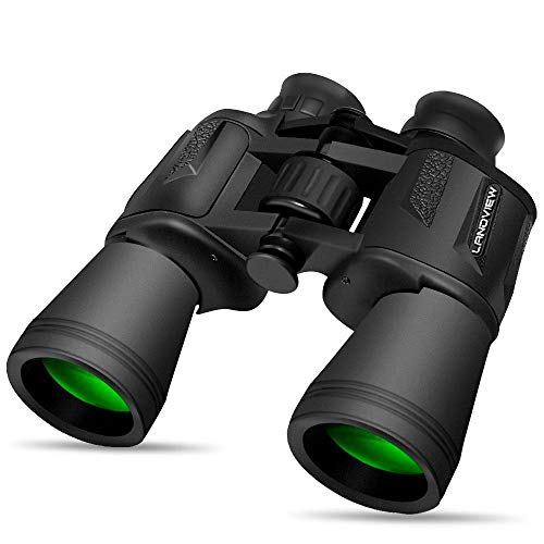 Binocular by DANMO, 20x50 BAK4 Prism FMC Lens, HD Professional Binoculars with Strap and Carrying Bag, for Bird Watching, Travel, Concerts, Sports, Outdoor