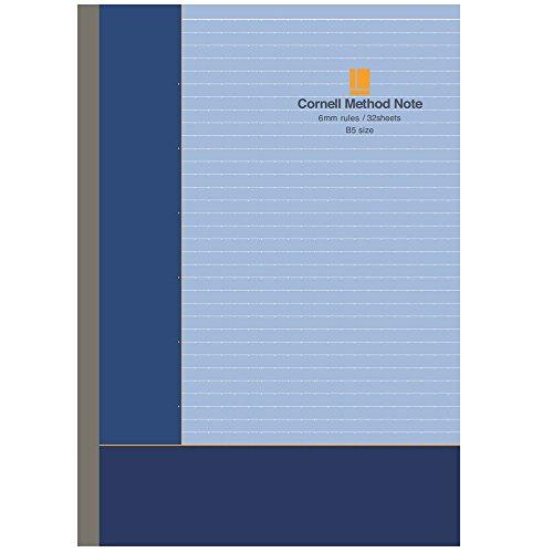 学研ステイフル ノート コーネルメソッドノート B5 B罫 サックス 10冊 D02316