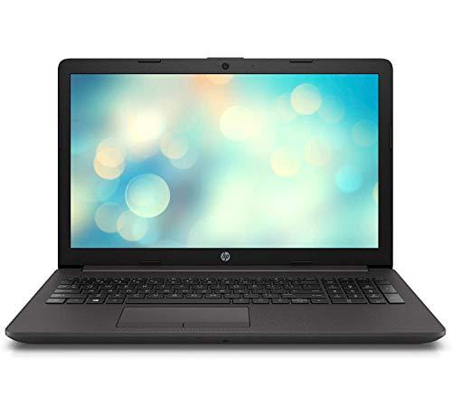 "HP 250 G7 2V0C4ES - Ordenador portátil de 15.6"" HD (Intel Core i3-1005G1, 8GB RAM, 256GB SSD, Intel UHD graphics, sin sistema operativo) Negro - Teclado QWERTY Español"