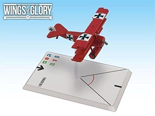 Ares Games Srl WGF109C Wg Wwi Hanriot Hd.1 Scaroni