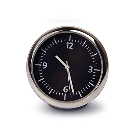 Vektenxi Mini Auto Automobil Digitaluhr Auto Uhr Automotive Dekoration Ornament In Autozubehör Digitaluhr Kreativ und nützlich