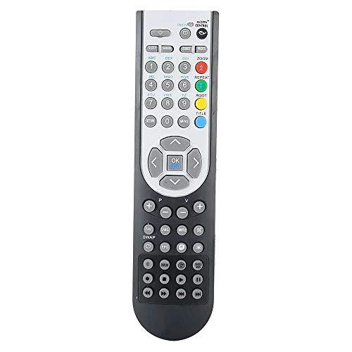 Yuyanshop RC1900 para OKI TV Control remoto para 16/19/22/24/26/32 pulgadas TV control remoto distancia  10 M para L40VD-FHTUV, L40VE-FHTUV TV