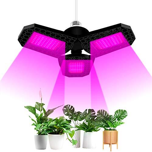 XLZHP LED Grow Light Full Spectrum 2835 LED Chips Phytolamp For Plants 85-265V Phyto Growth Lamp Waterproof For Indoor Plant