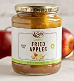 Cracker Barrel Fried Apples Jar 28 Oz! Homestyle Fried Apples! Made with Fresh Apples! Can Be Used...