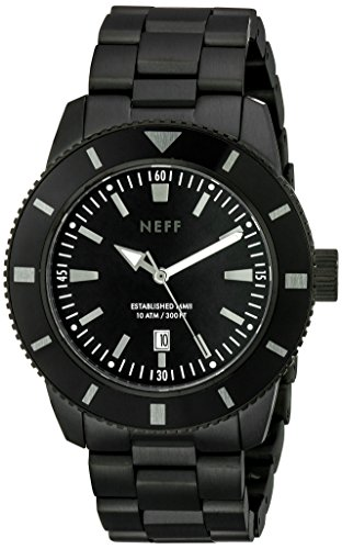 Neff - -Armbanduhr- NF0233BLCK