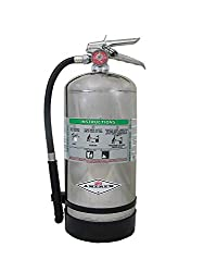 top 10 class k fire extinguishers Fire extinguisher, wet chemicals, K.