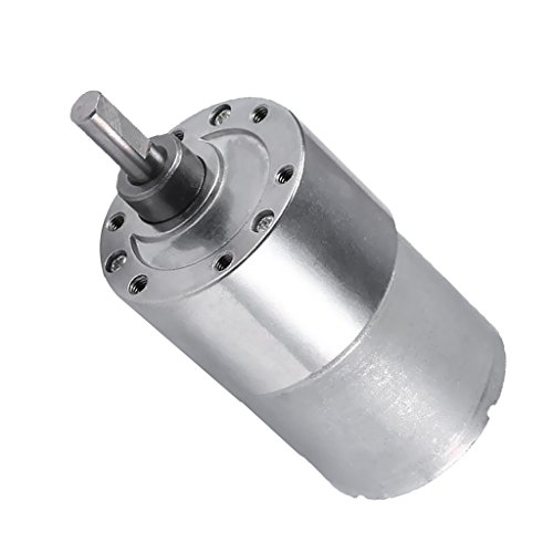 MagiDeal 37gb-3530 Dc Hohe Drehmoment Elektrische Getriebe Motor Ersatz Motor - 12V 1000rpm