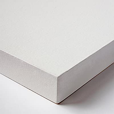 Jackson's 19mm White Gesso Cradled Painting Panel (20x24in)