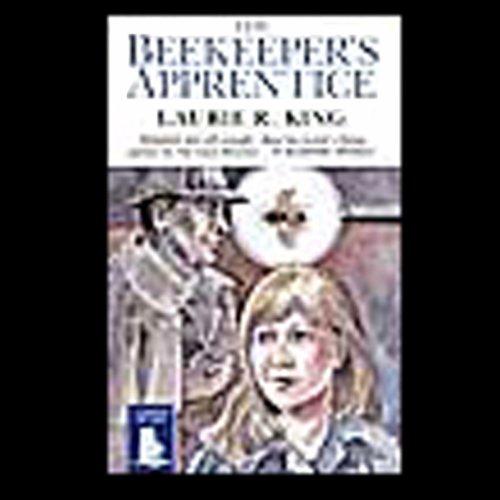 The Beekeeper's Apprentice audiobook cover art