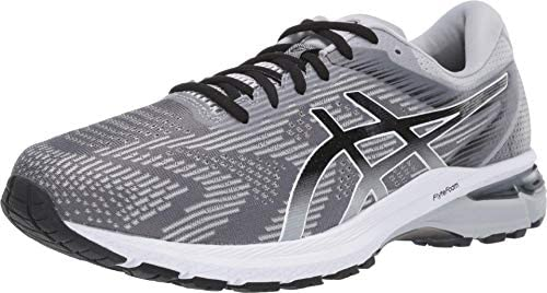 ASICS Men s GT 2000 8 Running Shoes 11 5M Piedmont Grey Black product image