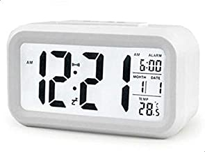 Alarm clock luminous led large screen