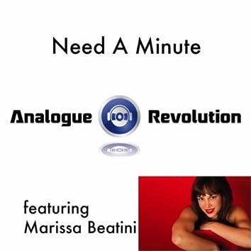 Need a Minute (feat. Marissa Beatini)