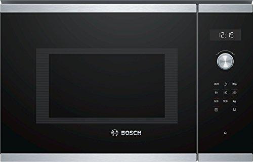 Bosch Serie 6 BFL554MS0 Intégré - Micro-ondes (Intégré, Micro-ondes uniquement, 25 L, 900 W,...