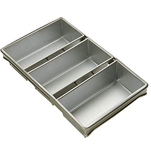 Focus Foodservice (904235) 3 Strap Bread Pan Set