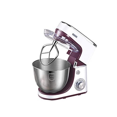 MOSHUO DDQZDJBJ Batidor de Escritorio para el hogar, máquina eléctrica para Hornear Chef para el hogar, batidor pequeño y máquina para Leche