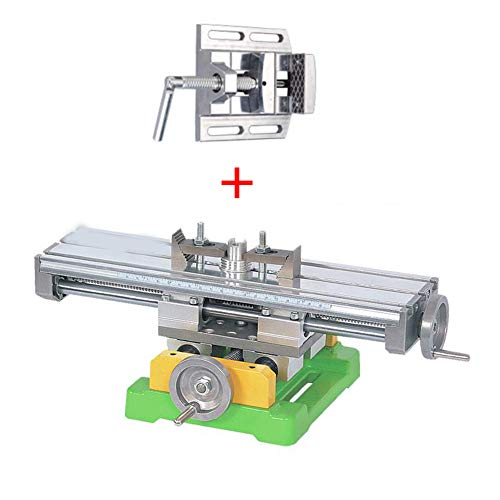 Fantastic Prices! LWQ Multifunction Worktable Milling,X Y Compound Slide Table Milling Working Cross...