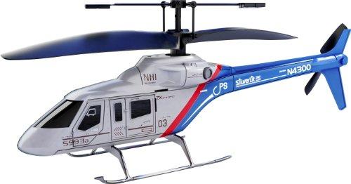 Air Raiders Nanocoptero Radiocontrol Ranger Profesional 4 canales con vuelo interior