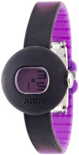 ODM DD122-4 - Reloj de Pulsera para Mujer, Color Naranja Multicolor
