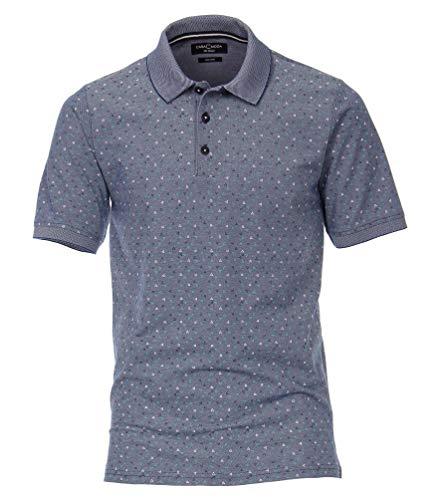 Casa Moda - Herren Poloshirt (903339100), Größe:XL, Farbe:blau (137)