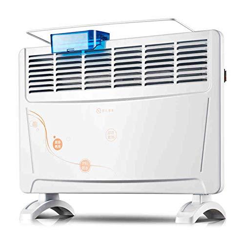Convecteur de Chauffage Portable - Chauffage électrique pour Salle de Bain Bureau à Domicile à Faible énergie, Mural/sur Pied - Ventilateur de radiateur Space Dimplex (2000w)