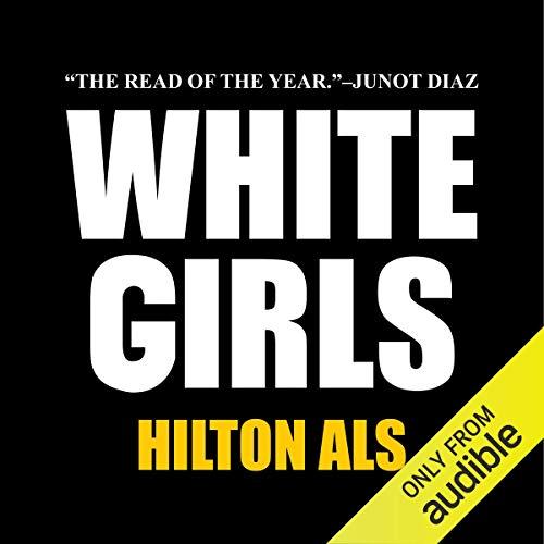 White Girls audiobook cover art
