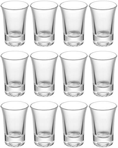 Vasos Chupito Cristal