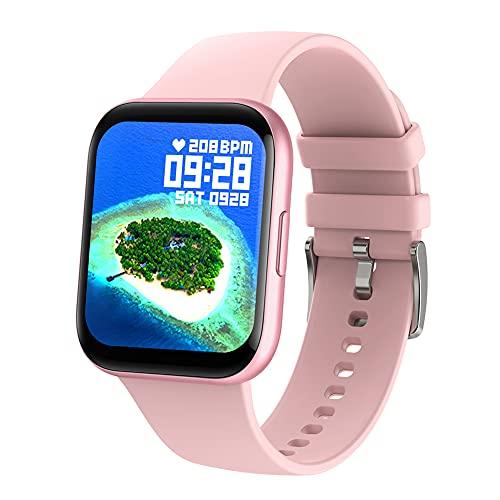 P25 Relojes Inteligentes Fitness Podómetro Hombres Mujeres Correr Ritmo Cardíaco Presión Arterial Sueño Seguimiento Deportes Monitor Pulsera Pulsera