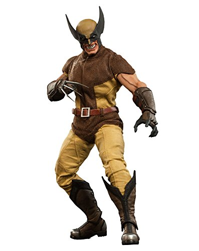 Sideshow Marvel Comics X - Men Wolverine Collectibles 1 / 6スケールアクションフィギュア