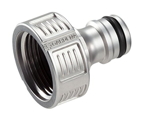 Gardena kraanverbinder 1 inch Premium kraanverbinder 26,5 mm (G 3/4