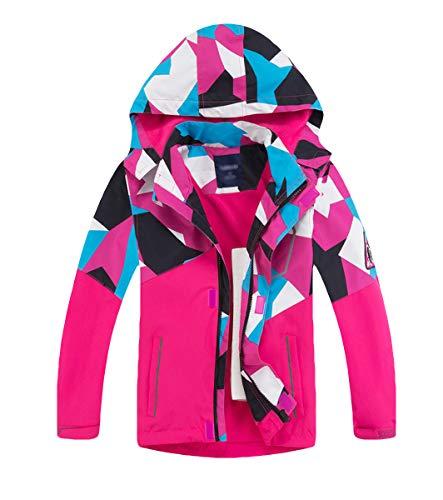 Lausons Kids Fleece Lined Raincoat