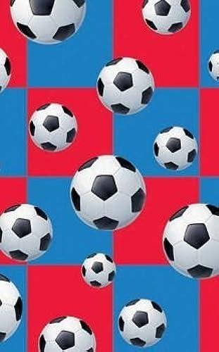 bienvenido a elegir All-Star Soccer Plastic Plastic Plastic Tablecover by Creative Expressions  nuevo sádico