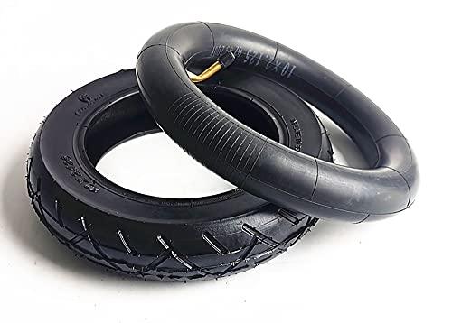 ASDNN Neumáticos De Scooter Eléctrico 10 Pulgadas 10 * 2.125 Los Neumáticos Interiores Y Exteriores Engrosados inflables Se Pueden Usar para Bicicletas De Equilibrio, Bicicletas Eléctricas