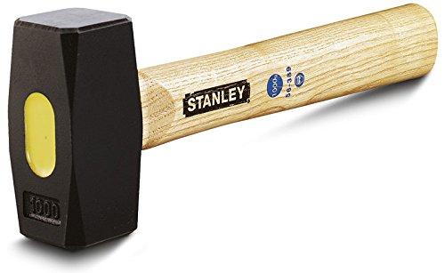 Stanley 1–54–052Sledge Hammer Black, Wood Hammer–Bohrhammer (Sledge Hammer, Black, Wood, 1.25kg)