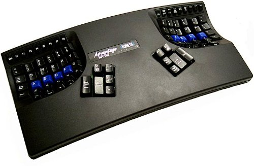 Kinesis Advantage Keyboard (KB500USB-BLK)