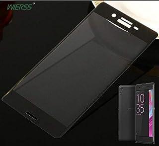 جرابات الهاتف - لهاتف Sony Xperia X Performance XA 3D طبقة واقية شاشة من الزجاج المقوى بتغطية كاملة منحنية لهاتف Sony Xper...