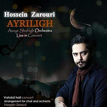 Ayriligh (Live)