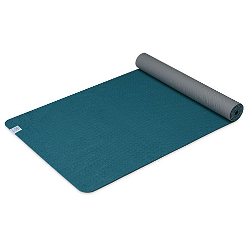 Gaiam Yoga Mat Performance TPE Exercise & Fitness Mat for All Types of...