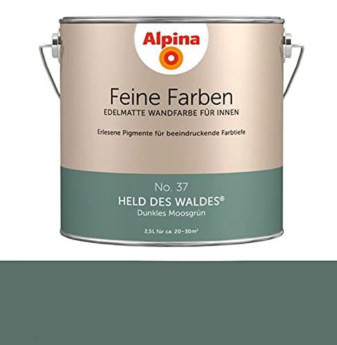 Alpina 2,5 L. Feine Farben, Edelmatte...