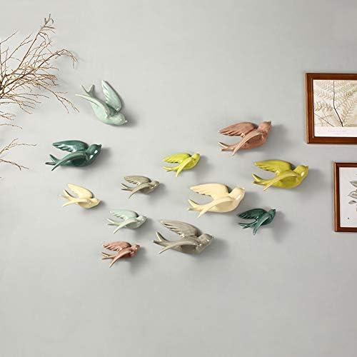 3d bird wall decor _image2